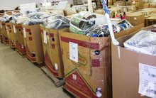 Overstock Apparel, New Condition, 24 Pallets, 9,365 Units, $170,080.78 Retail