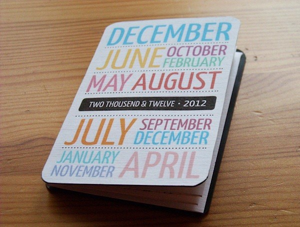 Recycle Pocket Calendar Card Printing Printed - Buy Small Pocket ...
