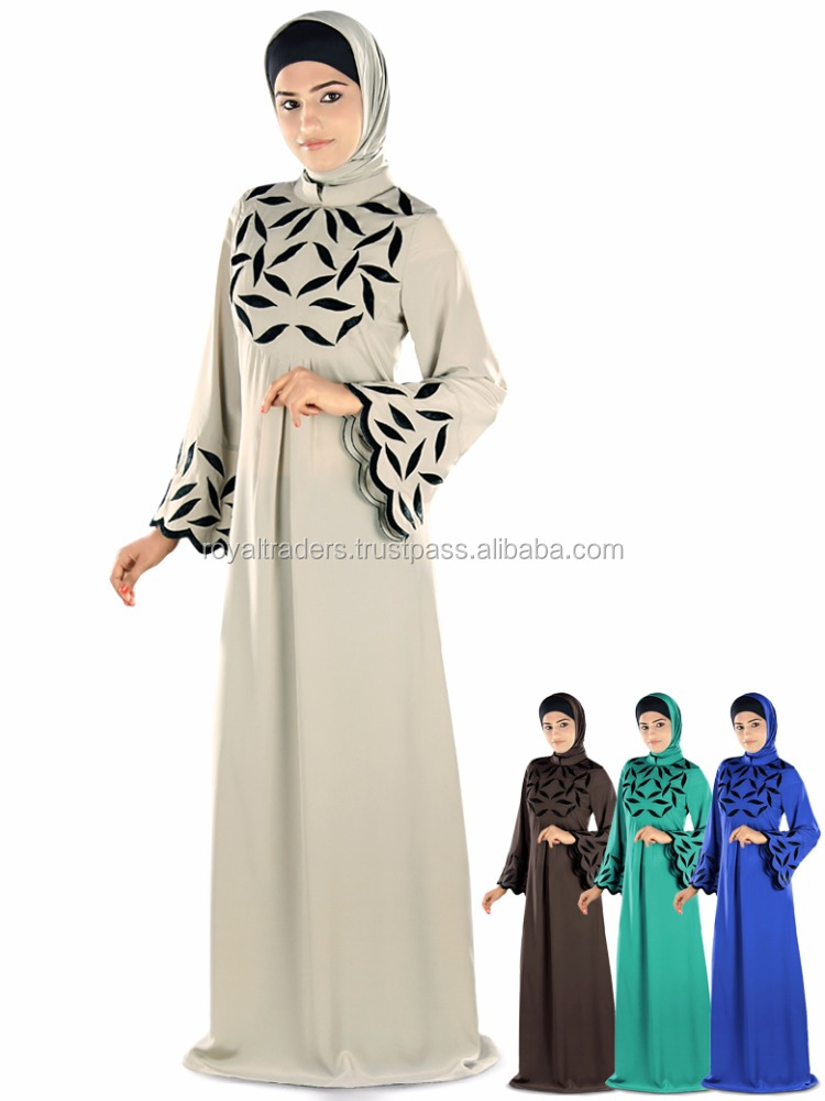 2017 Manufacture daily wear kaftan dubai abaya with belt online pretty printed muslim kimono dubai front open abaya