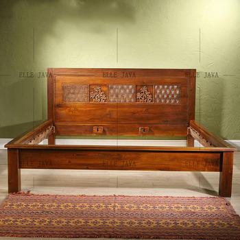 2016 hot sale antique wooden bed hand carving simple elegant design buy antique hand carved. Black Bedroom Furniture Sets. Home Design Ideas
