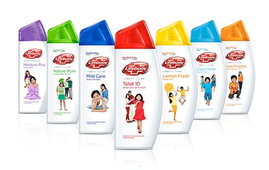 Lifebuoy Shampoo Thick Amp Shiny Hair Hair Shampoo Buy