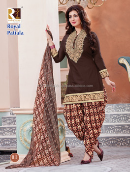 eb31ad9911 Partywear Designer Suit - Buy Punjabi Suits Designs,Simple Suit ...