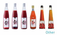Variety of high quality vegetable juice with rich flavor