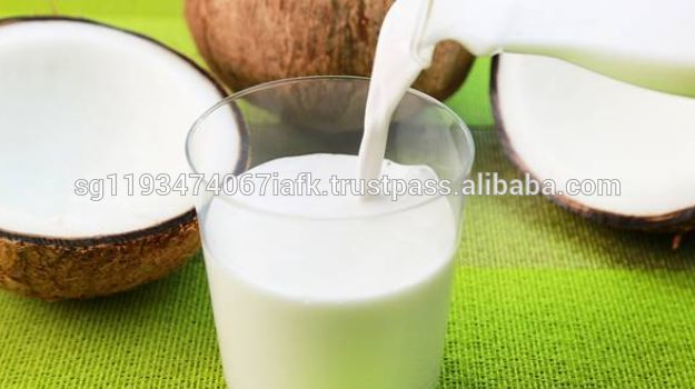 CANNED COCONUT MILK 22% FAT
