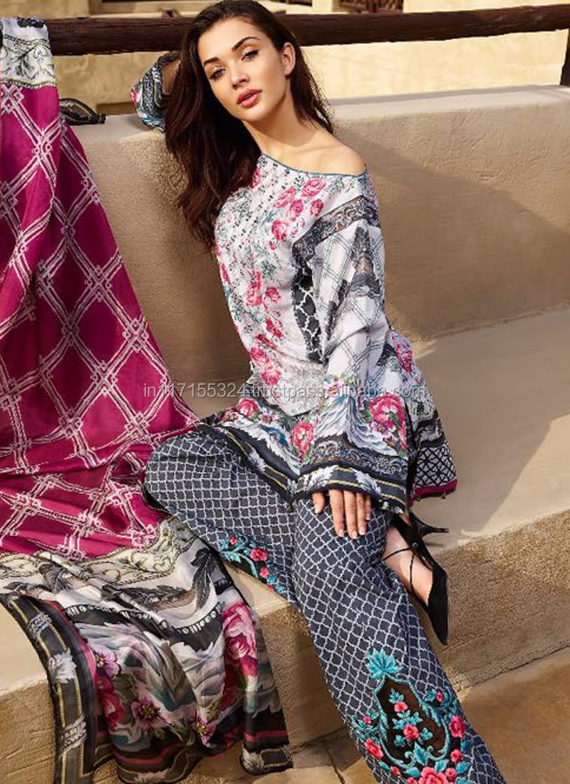Pakistani long kurtis online shopping