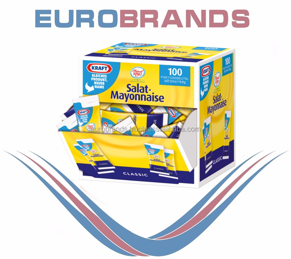 MDE Kraft Mayonnaise 100x20ml Portionen