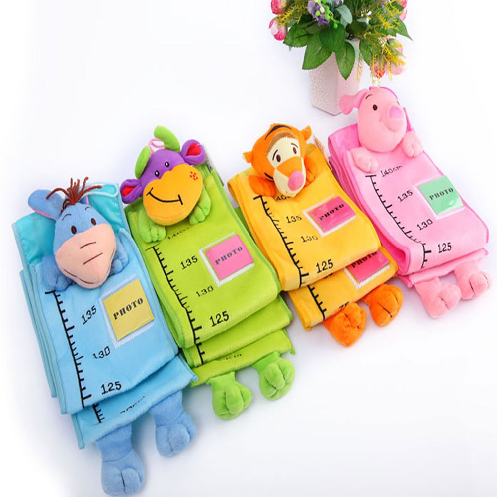 Baby plush height measure toy children growth chart in animals baby plush height measure toy children growth chart in animals design nvjuhfo Images
