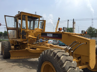 Cheap Used CAT Wheel 140H Grader / Caterpillar Machine with Ripper 140 Grader /Also 120G,12H,14G,140K,140M