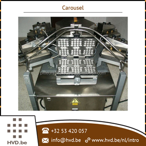 Easy to Clean and Maintain Carousel Available from Bulk Exporter