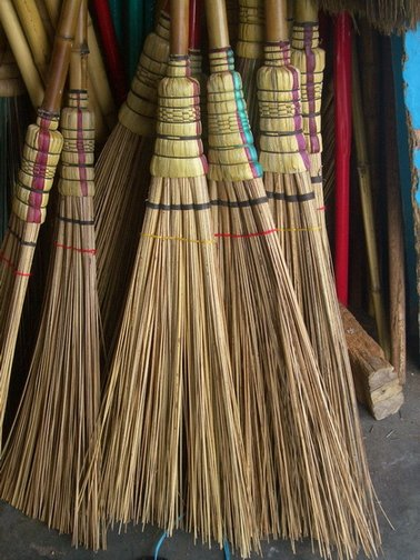 Coconut Broom Sticks Coconut Ekel Broom For Sale Buy