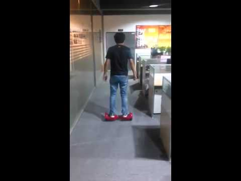 smart two-wheel scooter hoverboard from China factory manufacturer
