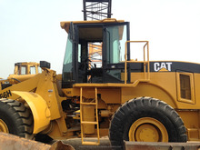 High Quality Used Wheel Loader Caterpillar 966h, Used Cat Wheel Loader 966h