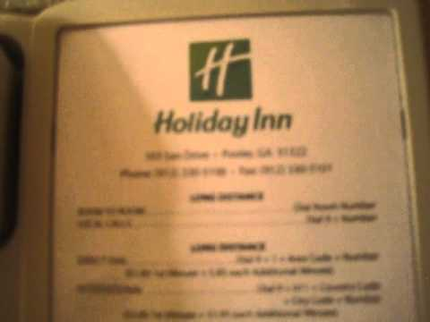 Holiday Inn & Holiday Inn Express - Major Safety Concern - Faulty Shower Curtains