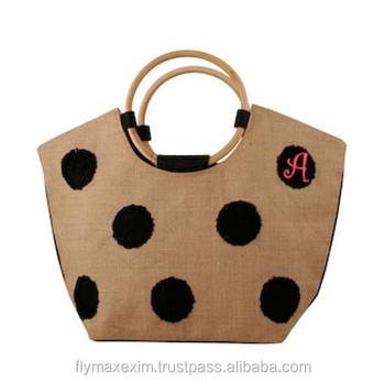 62ff6c9778 Luxury Jute Handbags
