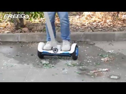 Mini Segway F1 Two Wheel Self Balance Scooter Quality Test