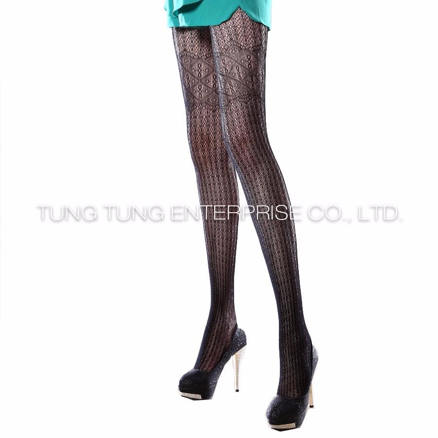 top quality best selling garter pattern black tube pantyhose - buy
