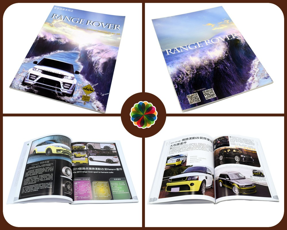 High Quality Ls Land Magazine,China Famous Printing Manufacturer ...