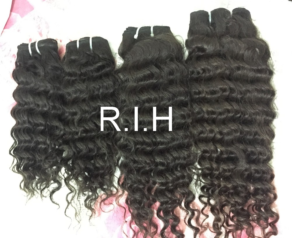 100% Natural Raw Hair Body Wave Unprocessed Brazilian Virgin Hair extension