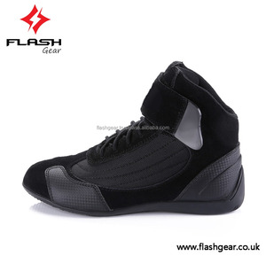 Street Biker Motorbike Race shoes, PU motorcycle Race Shoes, Waterproof CE Biker Shoes OEM Custom Logo TPU Racing Shoes