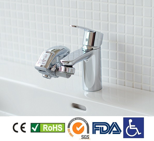 Water Saver Touch Free Faucet Adapter Kitchen Bathroom Or