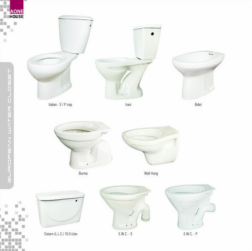 Heaviest Quality At Cheap Rate Water Closet With Best Sanitary Ware Supplier