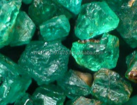 Natural Untreated Zambian Emeralds. High Grade Parcels Available.