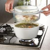 Ceramiic Pyroflam Cooker and Steamer - Wholesale