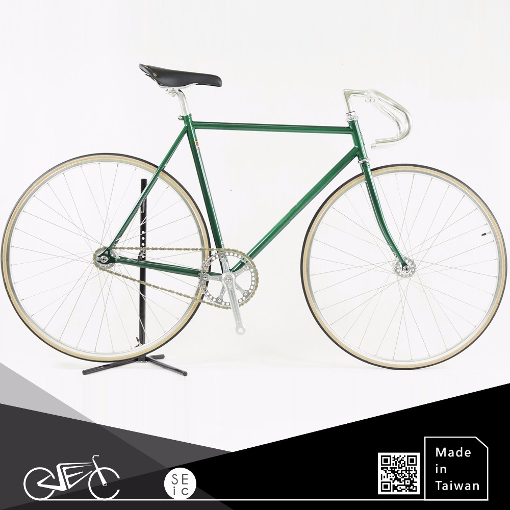 700C complete bicycle Reynolds 525 TIG welding FIXED GEAR bike