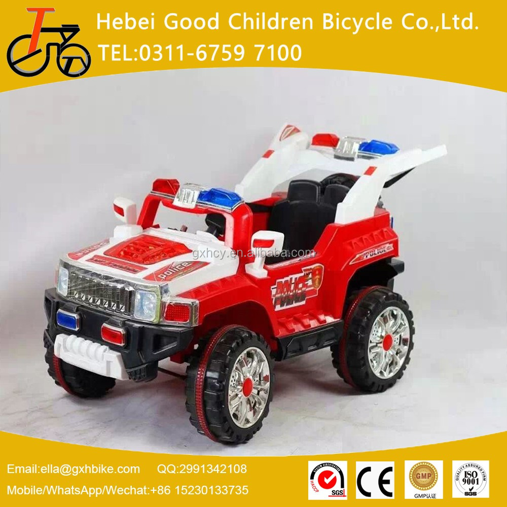 cheap plastic toy carschildren electronic toy cartoy car for kids to drive