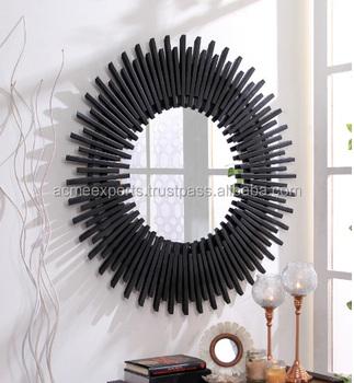 Metal Wall Mirrors Home Decor