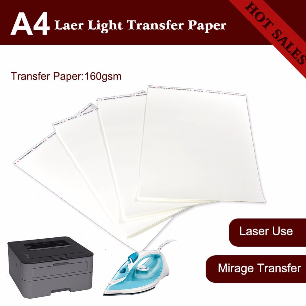 160Gsm Light Fabric Laser Sticker Transfer
