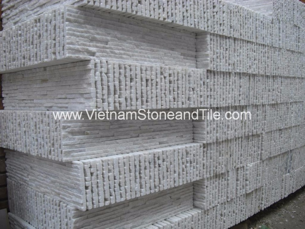 Vietnam Stone, Cultured Stone - Wall Claddings-Chisselled