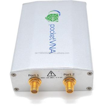 Pocketvna - Portable Vector Network Analyzer 400khz - 4 Ghz - Buy Vector  Network Analyzer Product on Alibaba com