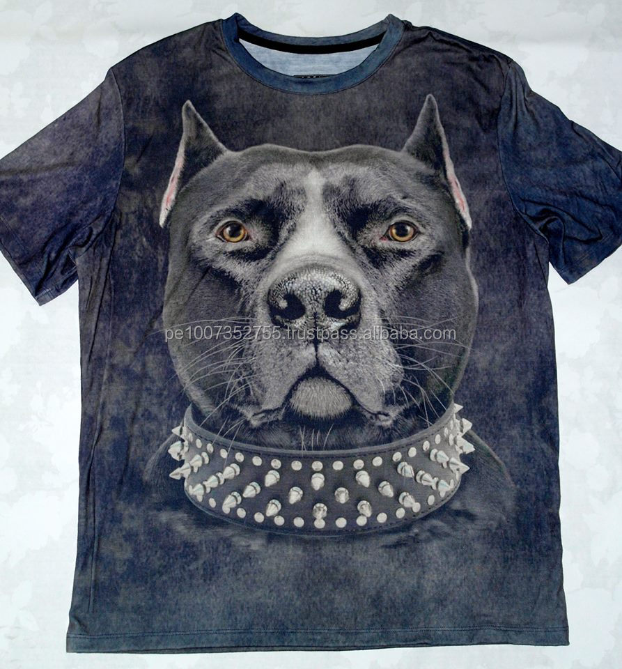 SUBLIMATION 3D T SHIRTS