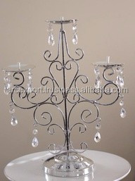 top quality iron cast candelabra for sale