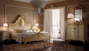 Letti Di Design In Legno : Americano annata letto di design legno di legno intagliato letto