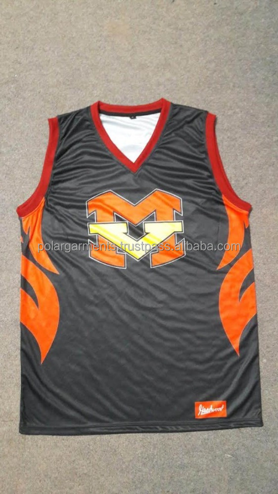 2017 benutzerdefinierte sublimation basketball uniform / reversible basketball uniform / günstige basketball uniform