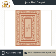 Top Quality Regular Use Natural Jute Sisal Carpet