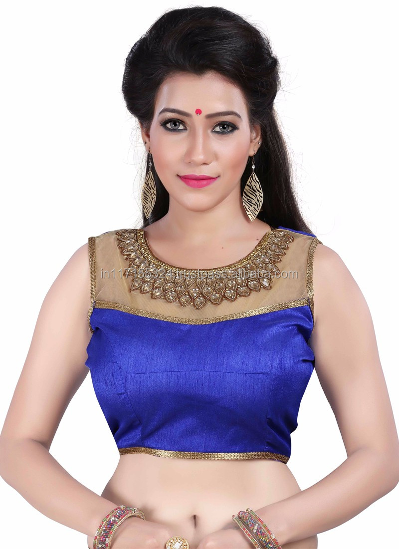8e7e6c11e874b Party wear hand work blouse - Black designer blouse - Blouse - Banglori  sarees blouse designs