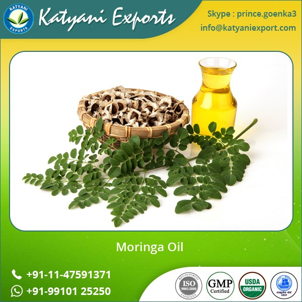 Moringa Seed Oil - 100% Natural, & Undiluted / Moringa Oil