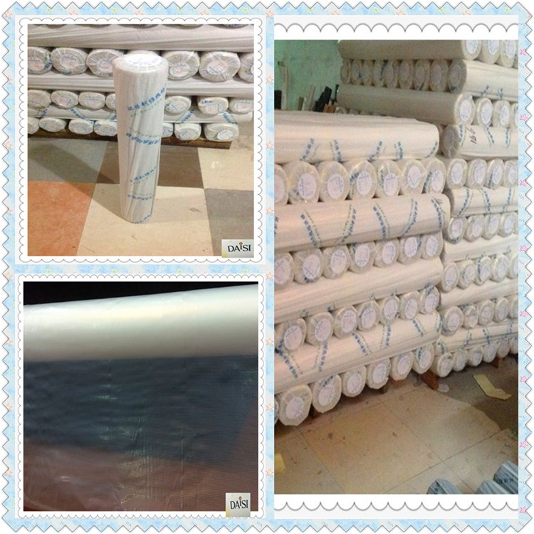 High quality nonwoven fusing cotton fabric rolls