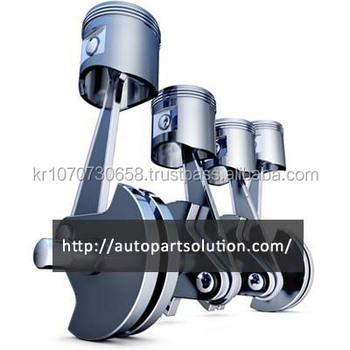Kia Rhino Engine Spare Parts