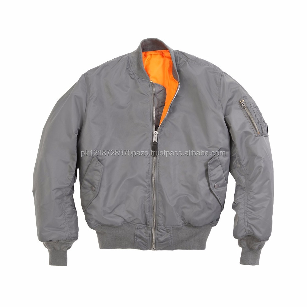 Ma-1 Flight Jacket, Ma-1 Flight Jacket Suppliers and Manufacturers ...
