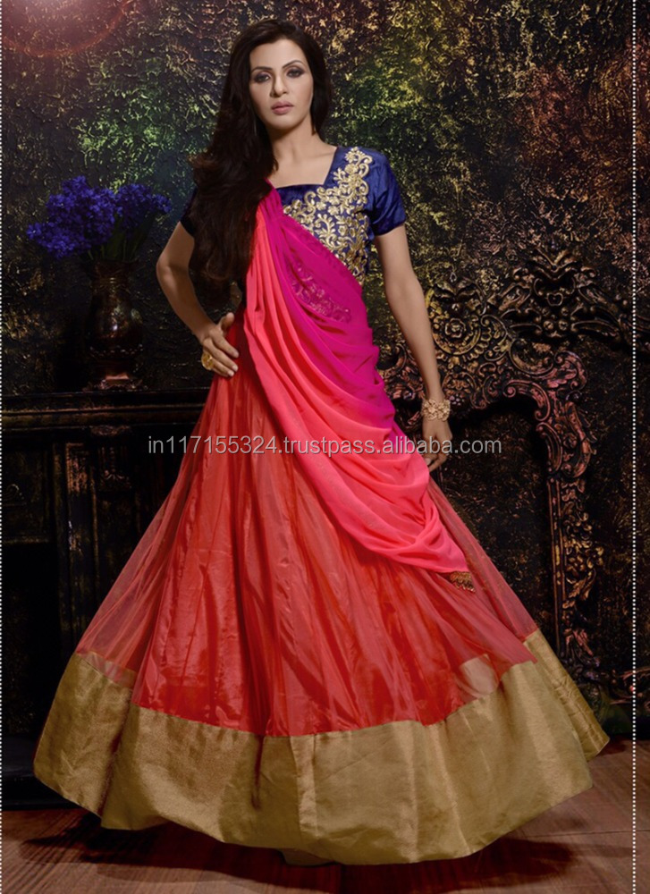 India Latest Gown Designs, India Latest Gown Designs Manufacturers ...
