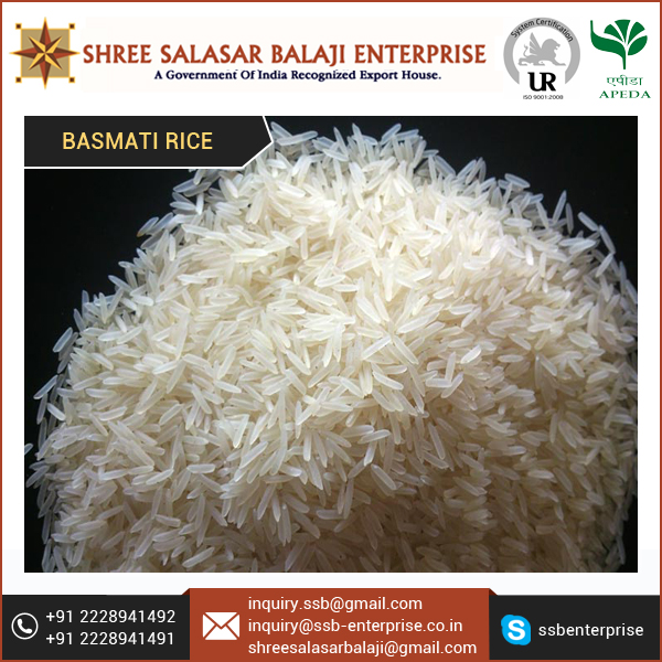 Most Demanded Brand of Basmati Rice for Authentic and Traditional food Recipes