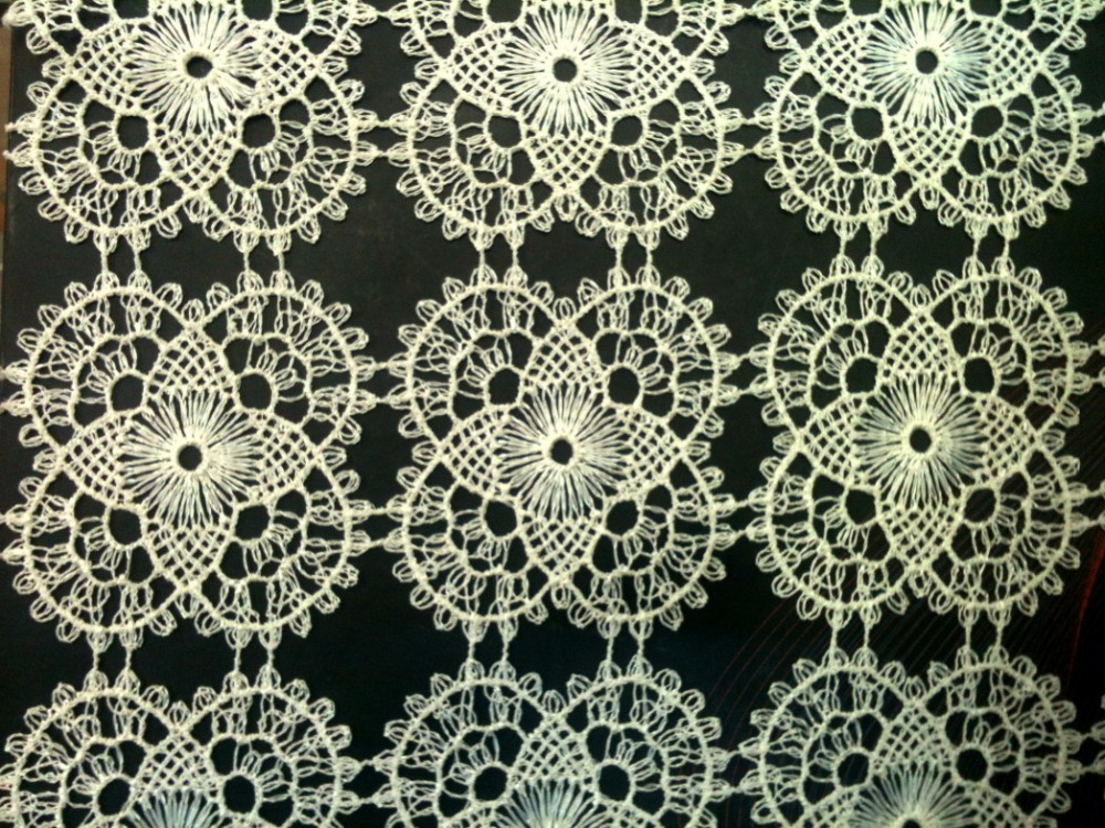 Lace Manufacturer for dress,lingerie and home textile