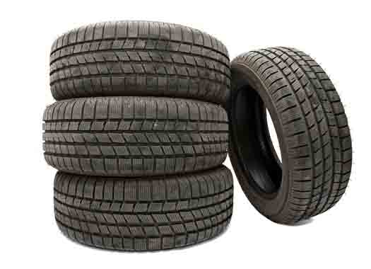 High quality second hand used car tyre from Germany