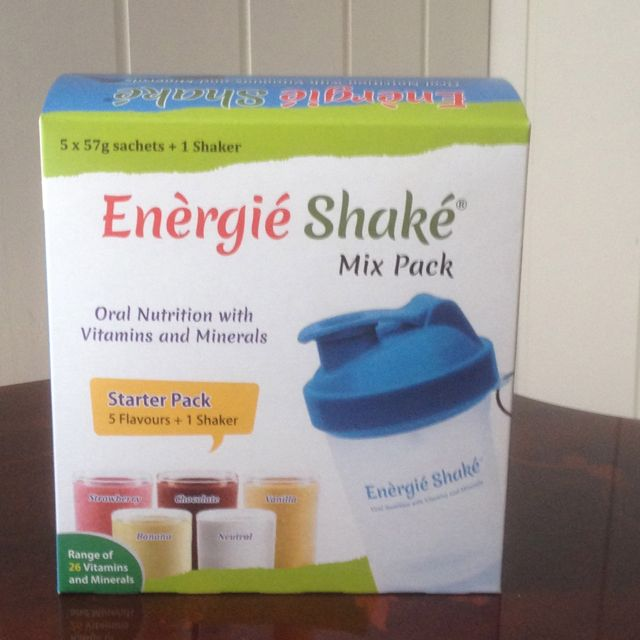 energie shake