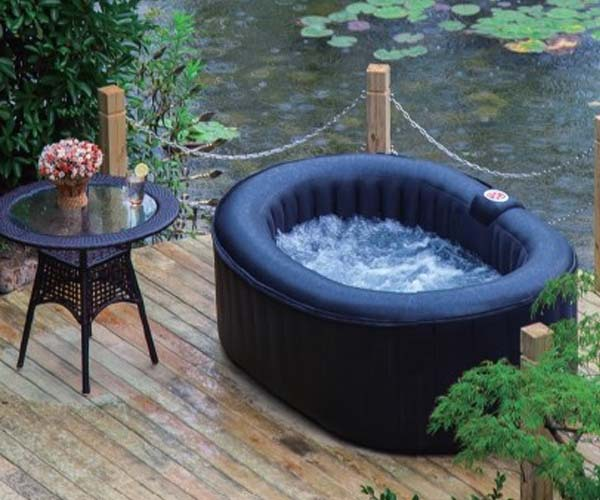 Indoor whirlpool aufblasbar  High Quality Indoor/outdoor Portable Inflatable Hot Tubs Spa - Buy ...