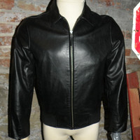 Hf-8482500000 Leather Jacket